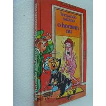 Livro O Homem Nu - Fernando Sabino