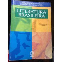 Livro Literatura Brasileira William Roberto Cereja