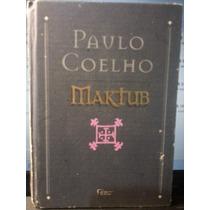 Livro: Coelho, Paulo - Maktub - Frete Grátis