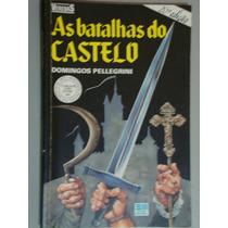 Livro As Batalhas Do Castelo - Domingos Pellegrini