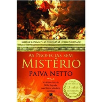 Livro As Professias Sem Mistérios - Paiva Netto