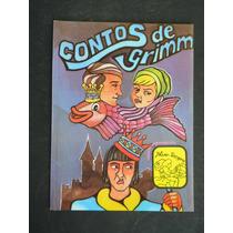 Coleção Paradidática - Contos De Grimm - Irmãos Grimm
