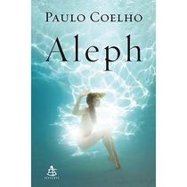 Livro - O Aleph - Paulo Coelho - Novo - Lacrado