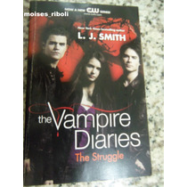 Livro The Vampire Diaries Q