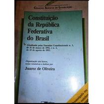 Constituição Da República Federativa Do Brasil (1)