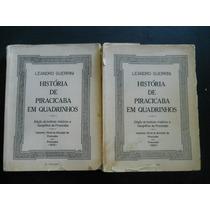 Leandro Guerrini - Historia De Piracicaba Em Quadrinhos -2vl