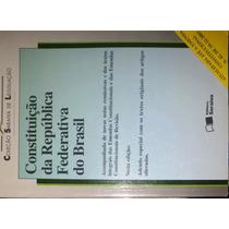Livro Constituição Da República Federativa Do Brasil - Anton