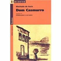 Livro Dom Casmurro Reencontro-machado De Assis