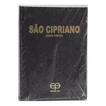 Livro São Cipriano Capa Preta - Editora Eco