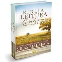 Bíblia De Estudo Leitura Diária - Pr Silas Malafaia
