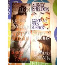 Kit De Livros Sidney Sheldon