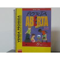 Porta Aberta Geografia 3°ano Mirna Lima Livro Professor