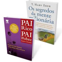 Kit Ebook Segredos Mente Milionária E Pai Rico Pai Pobre 052