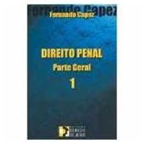 Livro Direito Penal Parte Geral 1 Fernando Capez