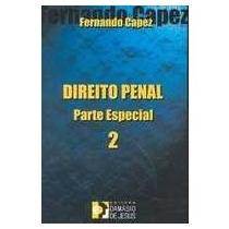 Livro Direito Penal Parte Especial 2 Fernando Capez
