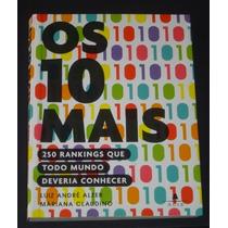 Os 10 Mais Luiz André Alzer Mariana Claudino Livro Novo