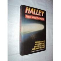 Halley - Tudo Sobre O Cometa (sebo Amigo)