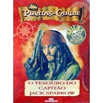 Piratas Do Caribe - Tesouro Do Capitão Jack