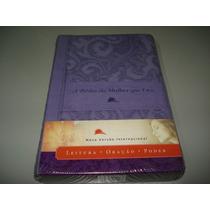 Livro A Biblia Da Mulher Que Ora De Stormie Omartian