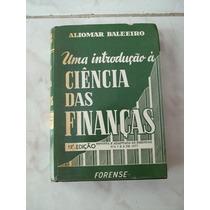 Uma Introdução À Ciência Das Finanças- Frete Grátis