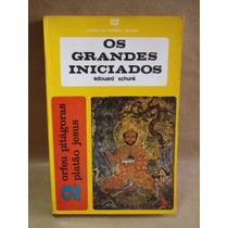 Os Grandes Iniciados Edouard Schure Volume 2 Jesus Platao