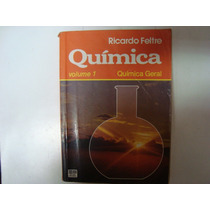 Livro - Química Geral - Volume 1 - Ricardo Feltre