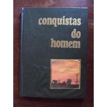 5 Livros Conquistas Do Homem