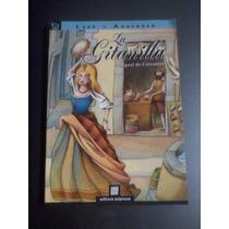 Livro La Gitanilla-miguel Cervantes Editora Scipione 107 Pgs