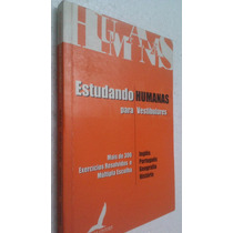 Livro Estudando Humanas Para Vestibular + De 300 Exercícios