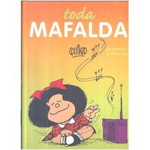 Livro Toda Mafalda Quino