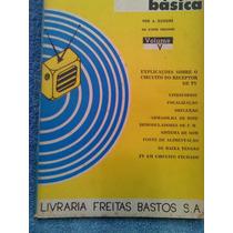 Livro Tecnico Em 5 Volumes Sobre Televisão