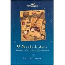 Livro O O Mundo De Sofia Josten Gaarden