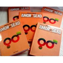 Lote 5 Livros - Nova Enciclopédia De Amor & Sexo