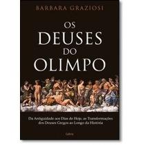 Livro - Deuses Do Olimpo, Os - Novo - Frete Grátis