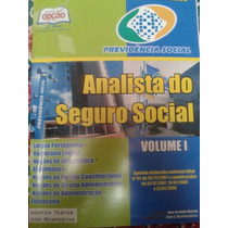 Apostila Concurso Analista Seguro Social Vol. 1