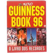 Guinnes Book 96 O Livro Dos Recordes Editora Três