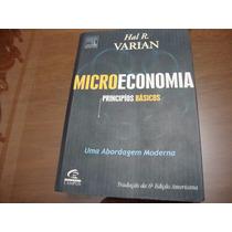 Microeconomia Principios Básicos Hal R. Varian Trad Da 6ª Ed