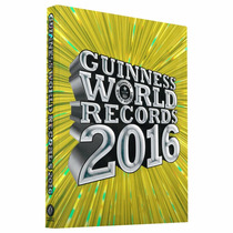 Livro Guinness 2016 Português - Frete Gratis Todo Brasil