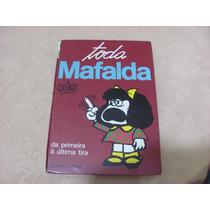 Toda Mafalda Quino Da 1 A Ultima Tira 1991