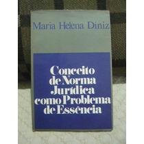 Conceito De Norma Jurídica Como Problema De Essência (p2)