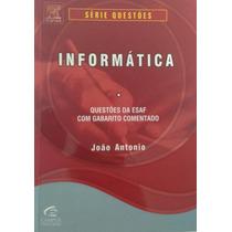 Livro Informática João Antonio
