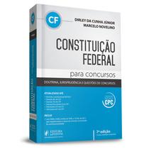 Constituição Federal Para Concursos (cf) (2016)