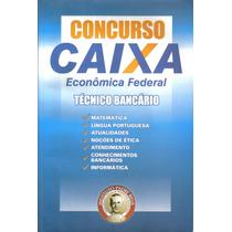 Livro P/ Preparação Concurso Público Caixa Econômica Federal
