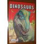 Livro Dinossauros Animais Pré-históricos Ilustrado Em Inglês