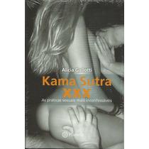 Livro - Kama Sutra Xxx - Alicia Gallotti - M606