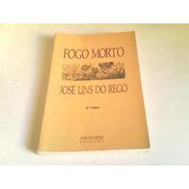 Livro Fogo Morto - José Lins Do Rego