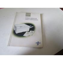 Livro Como Montar Uma Copiadora Sebrae Ref.096