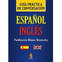 Livro Guia Prático De Conversação Español-inglés