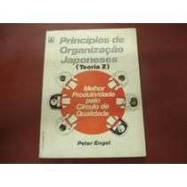 Livro - Princípios De Organização Japoneses - Peter Engel