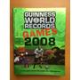 Livro Guiness World Records Games 2008 Capa Dura Holográfica